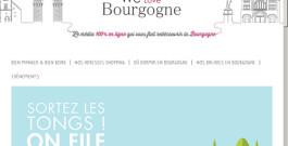 La Bourgogne, région idéale pour des vacances pas chères