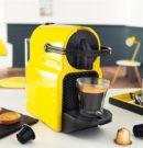 Une machine à café tactile de qualité professionnelle