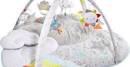 Pourquoi acheter un tapis d'éveil pour bébé ?