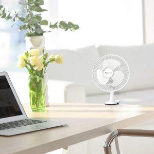 Mini ventilateur à pince Pro Breeze